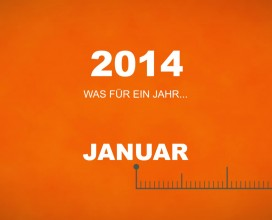 Videorückblick 2014